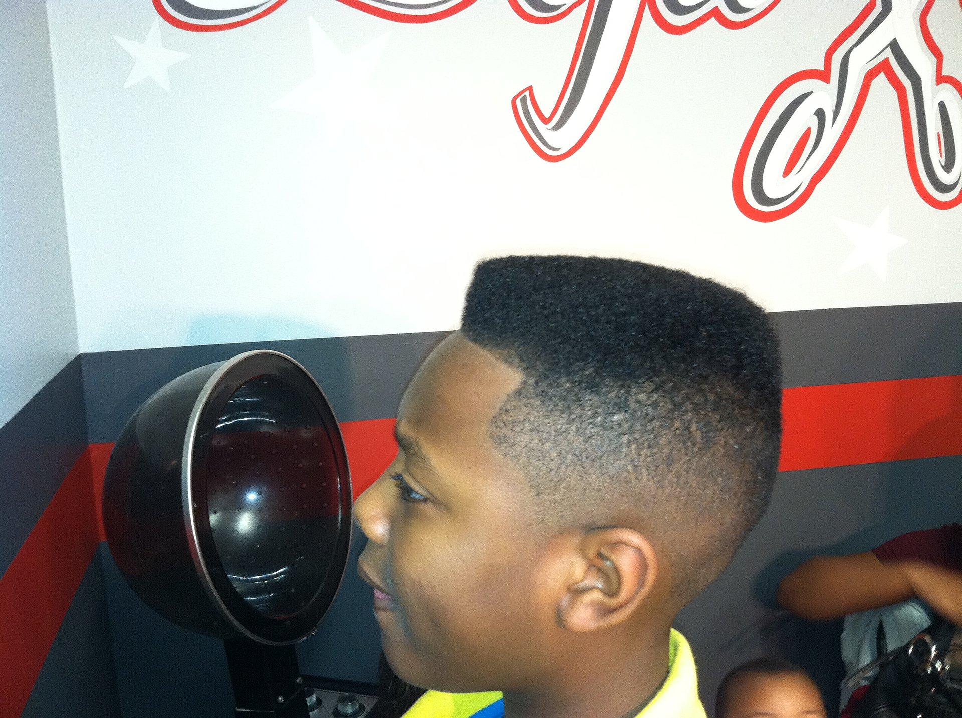 Box Fade Haircut Pictures | Learn Haircuts