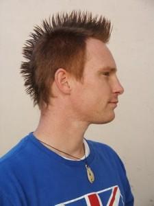 Boys Mohawk Haircut