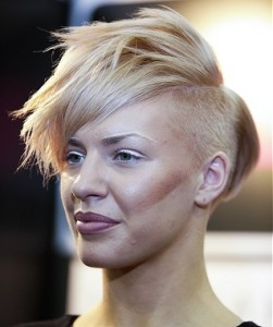 Edgy Girl Haircuts
