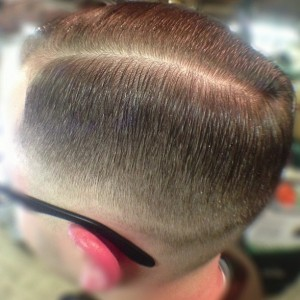 Fade Taper Haircut