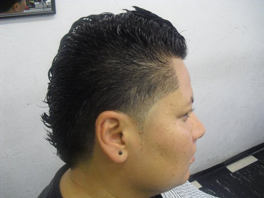 8 Mohawk Fade Haircut Pictures Learn Haircuts