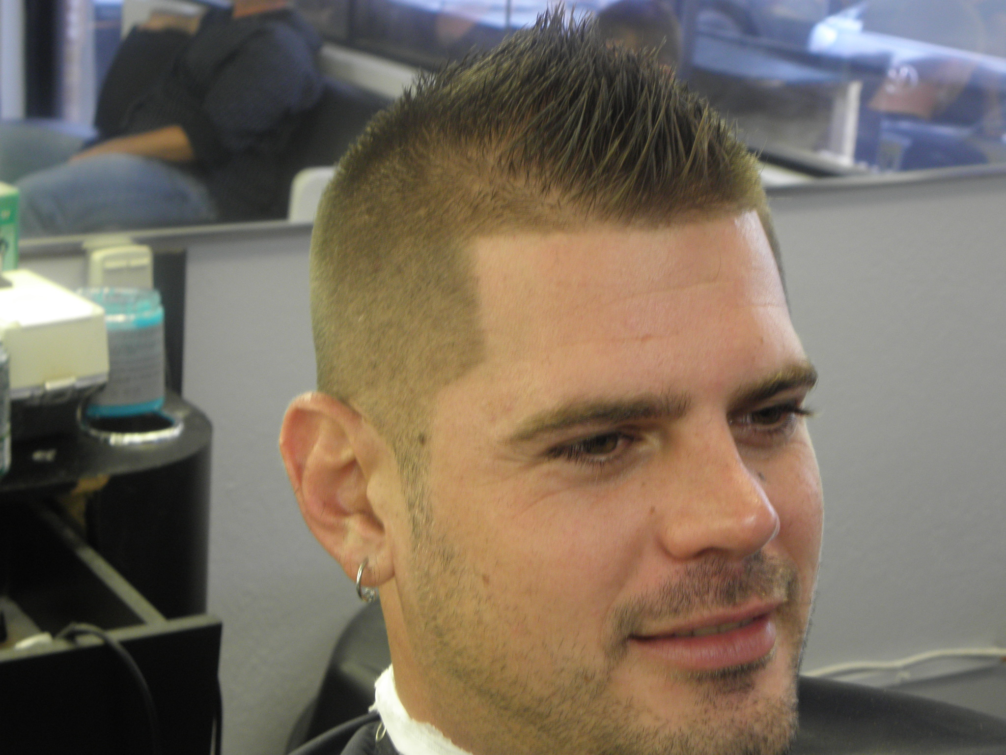 14 Fohawk Haircut Pictures Learn Haircuts