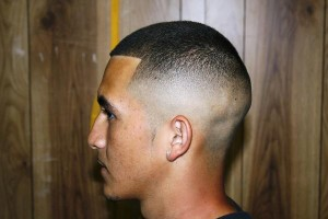 Haircut Low Fade