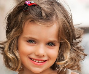 Haircuts For Kids With Curly Hair
