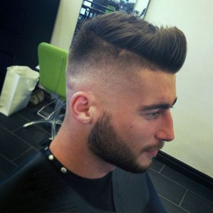 High Fade Haircut Pictures