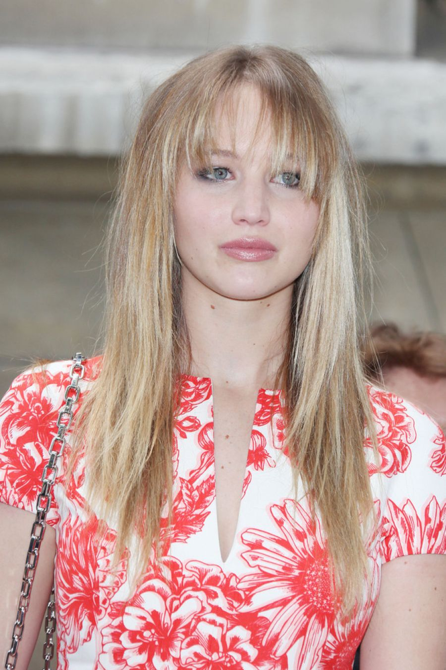 Amazing The Long Fringe And Asymmetric Layers Of This Edgy Cut Add A Feminine