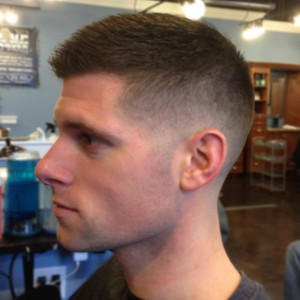 Low Fade Haircut Pictures