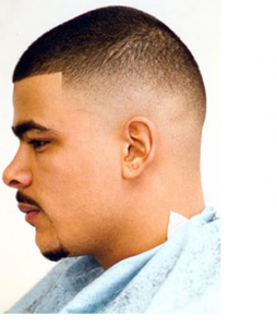Low Taper Fade Haircut