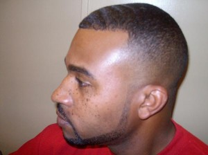 Low Top Fade Haircut