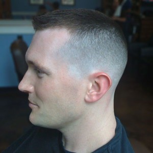 Mens Low Fade Haircut