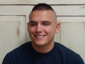 Mens Military Haircut