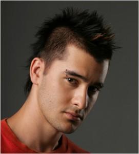Mohawk Haircut