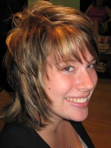 Short Shag Haircuts For Women