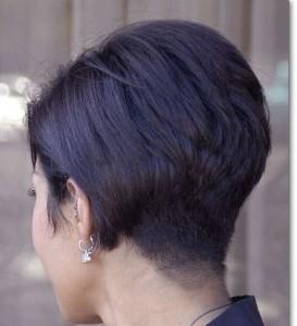 Short Wedge Haircut