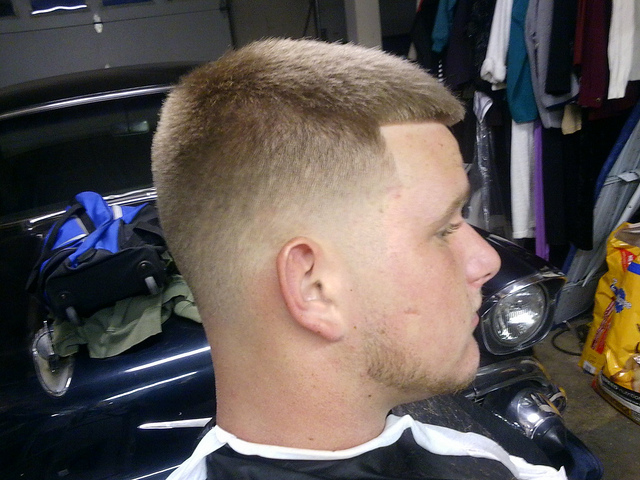 work out hairstyles : white boy fade haircut Quotes