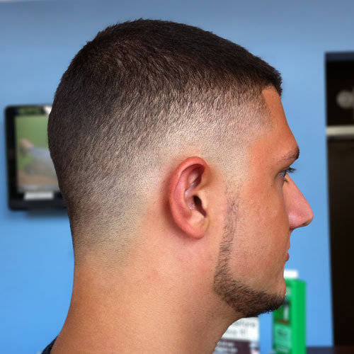 11 Low Fade Haircut Pictures Pictures to pin on Pinterest