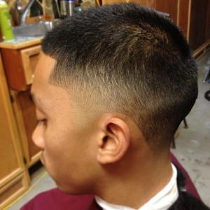 Taper Fades Haircuts Pictures