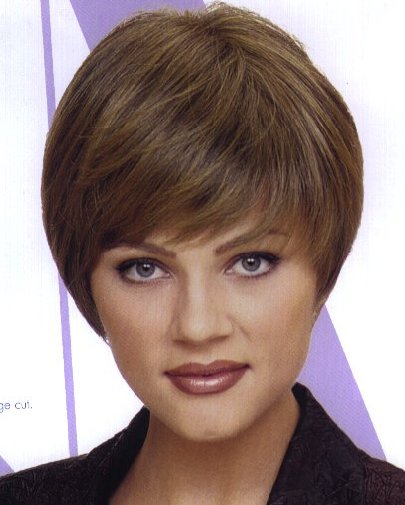 Hairstyle Short Wedge Haircut